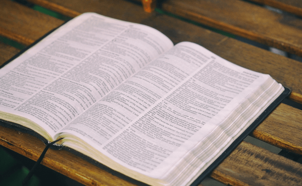 The Bible is Not Your Textbook: Beyond a Modern Reading of Scripture