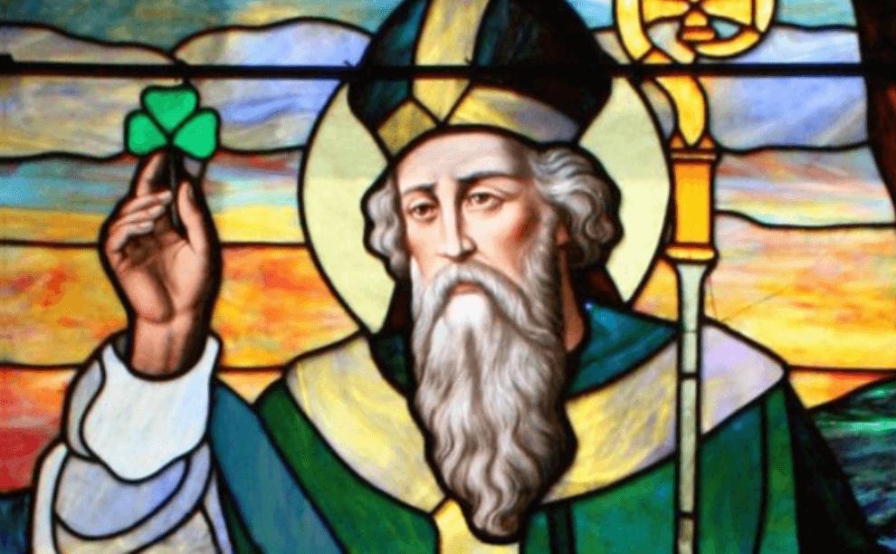 St Patrick vs Druids